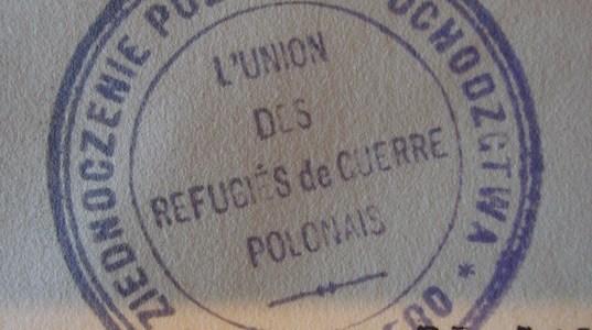 Powstanie Zjednoczenia Polskiego Uchodźstwa Wojennego