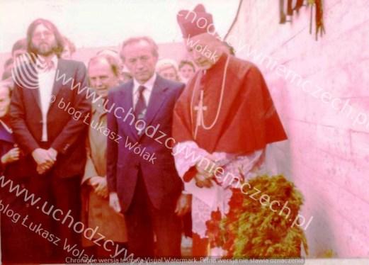 Uroczystość w Dachau/1978