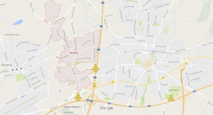Massen – Mapy Google