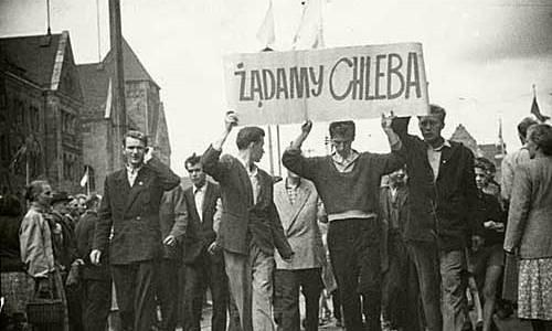ZPU wobec wydarzeń w Poznaniu w 1956 r.