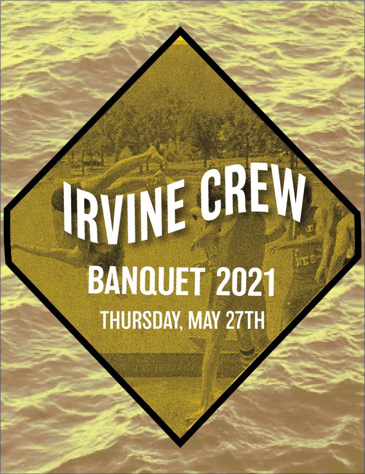 IRVINE CREW BANQUET 2021