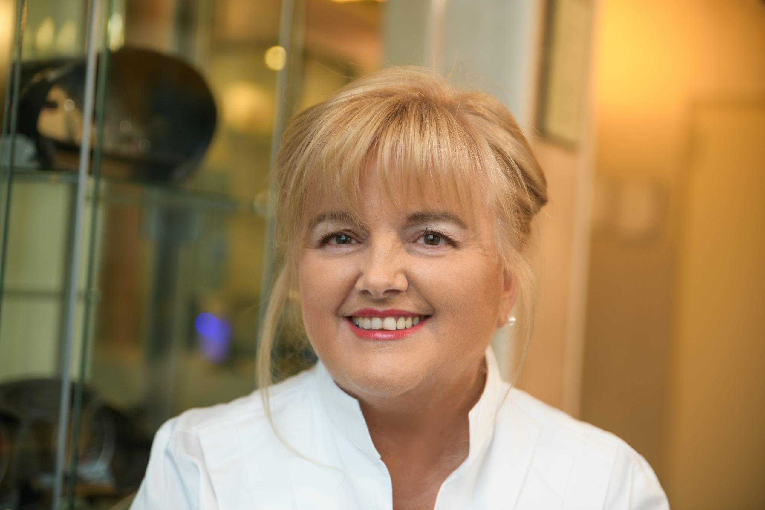 Cristina De Rosso Presidente UCISAP