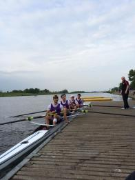Men's 4 at BUCS 2014