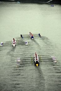 UCLBC Senior Women at Rutherford Head