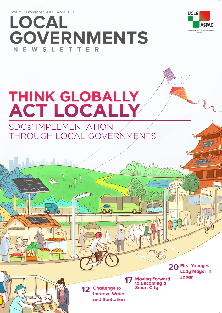 UCLG ASPAC Newsletter Vol 28