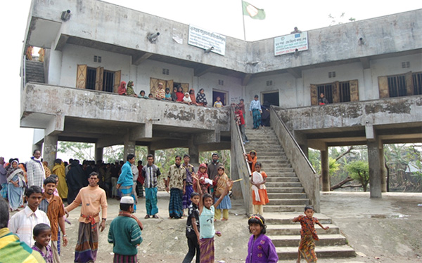Bangladesh: Saving Lives through Cyclone Preparedness Programme