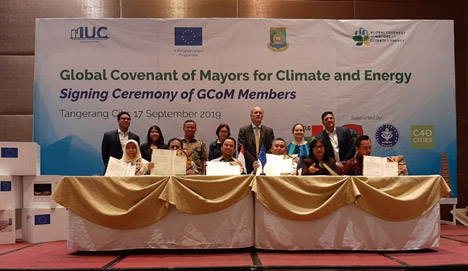 GCoM Southeast Asia Expands Its Networks As More Cities Pledge Their Commitment  To Address Climate Change