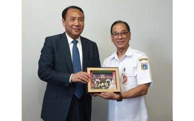 UCLG ASPAC City Members, Dalian and Jakarta, Foster Ties