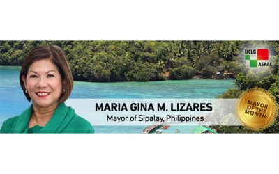 Mayor Maria Gina M. Lizares of Sipalay City: Works for Sustainable GAINS