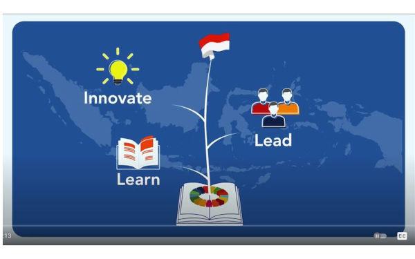 The Launching Acceleration SDGs Programme Online Platform