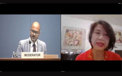 UCLG ASPAC Secretary-General Highlights the Perspectives of Local Governments in Voluntary SDGs Reporting Processes in Panel Discussion of VNR-VLR Lab
