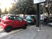 Typical Italian parking ex 2
