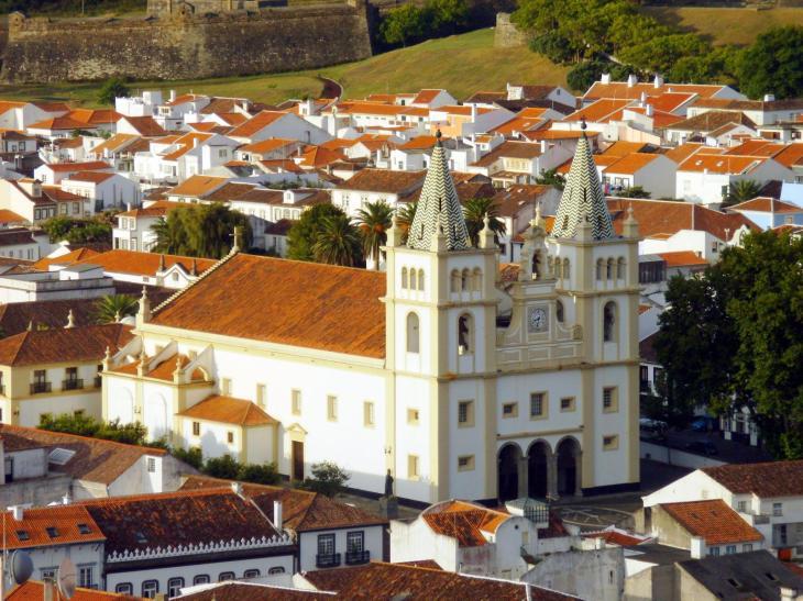 Sé Catedral de Angra do Heroísmo: Información útil y fotos