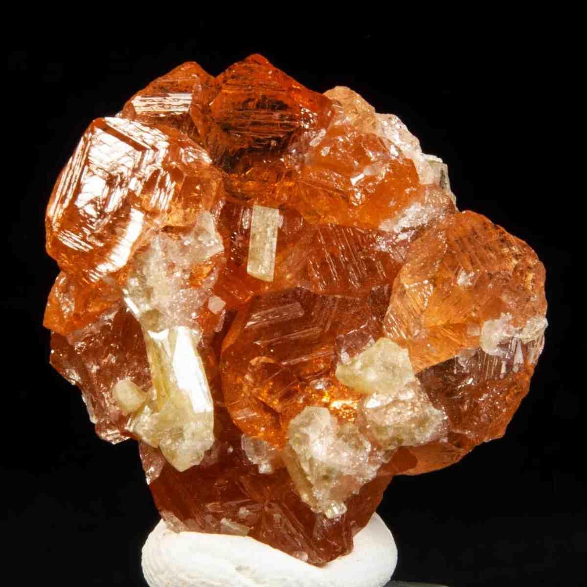 Grossular Garnet with Vesuvianite