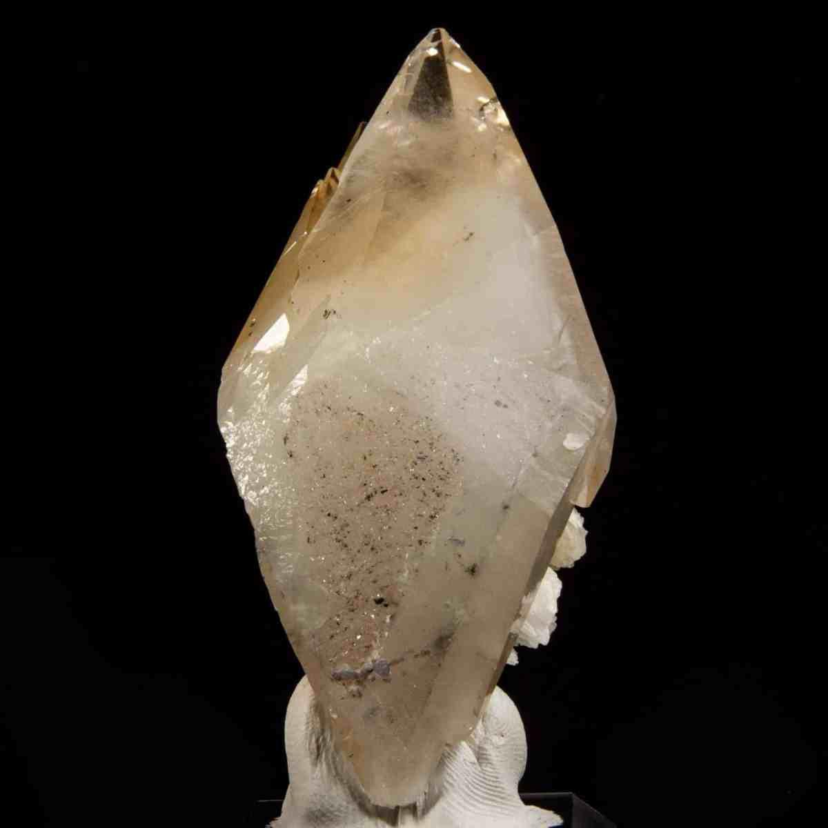 Calcite with minor Fluorite