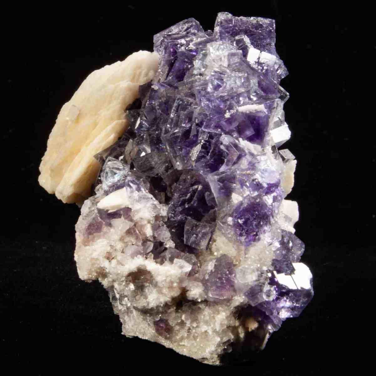 Barite and Fluorite