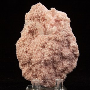 Rhodochrosite and Quartz