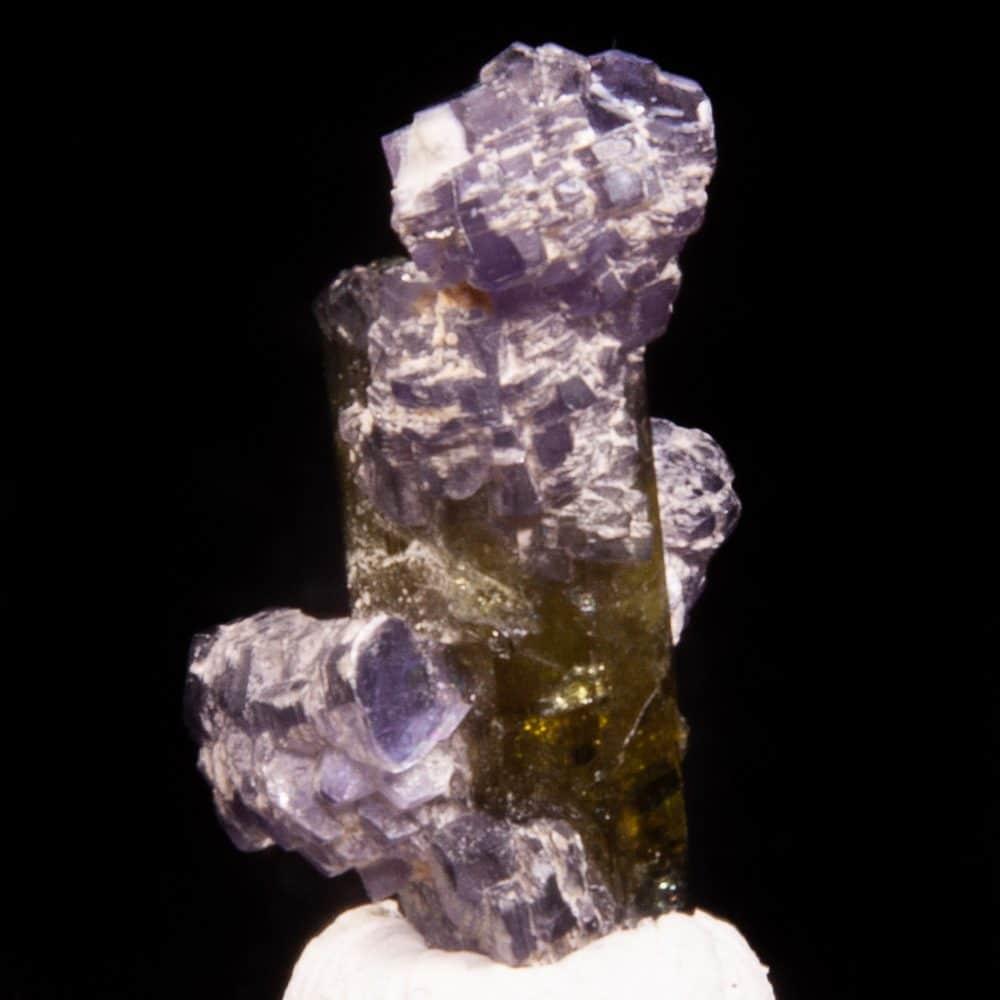 Lepidolite and Elbaite