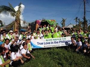 フィリピン台風被害支援 (4)