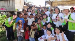 フィリピン台風被害支援 (2)
