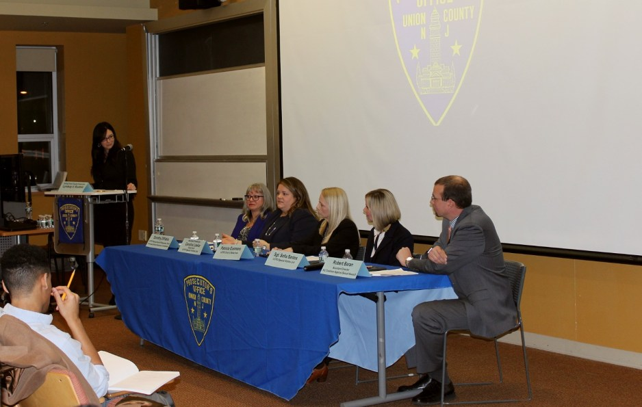 Panel discussion on campus sexual harassment at Kean University