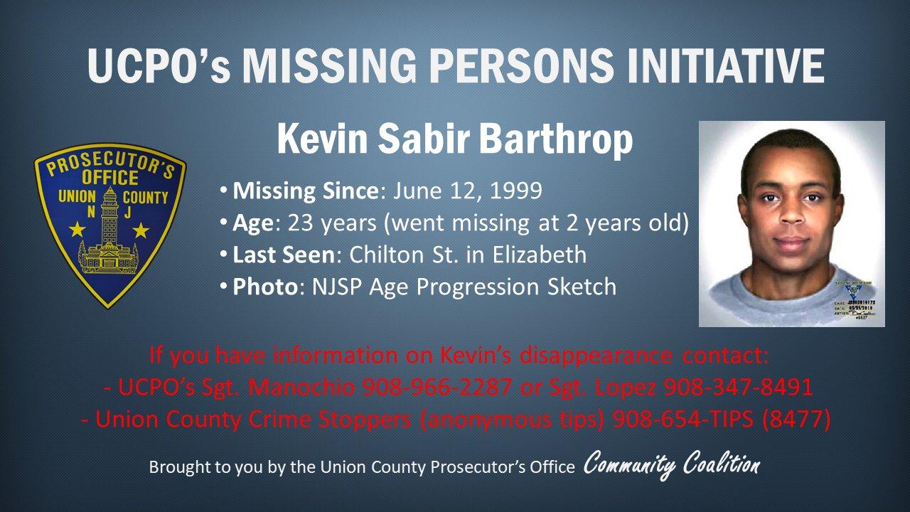 Kevin Sabir Barthrop