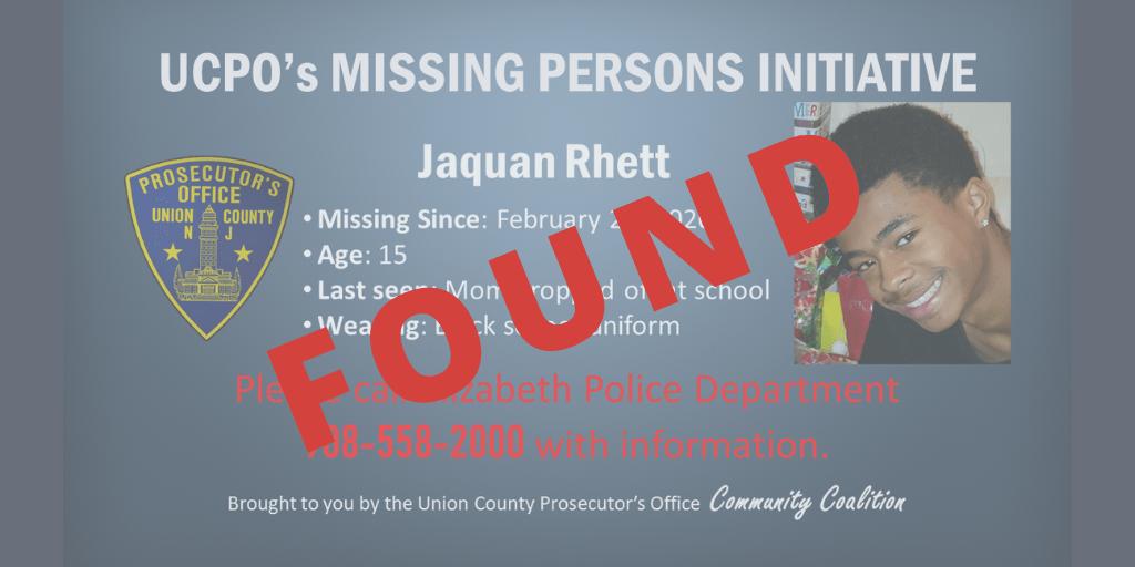 Jaquan Rhett found