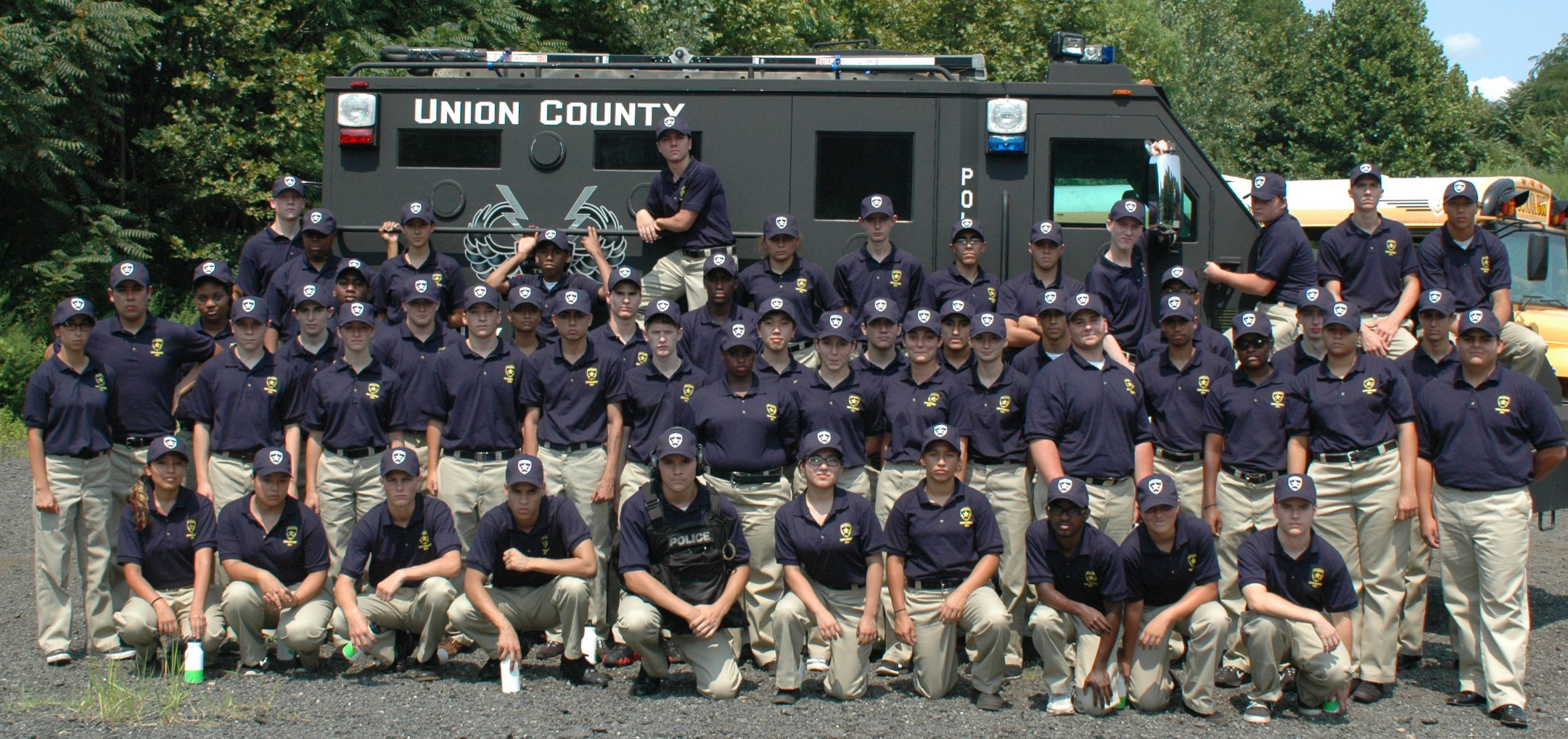 12th Annual Youth Academy – Union County Sheriff's Office