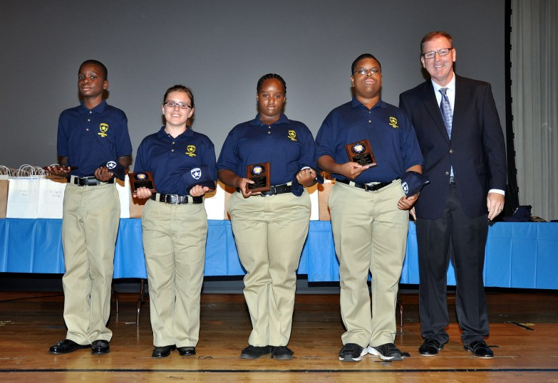 Sheriff's Youth Academy