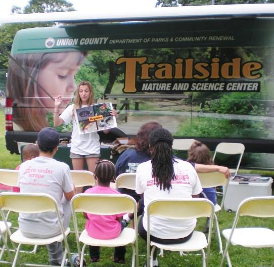 Christmas Tree Shops Union Nj: Trailside Nature & Science Center