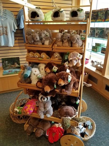 gift shop plush