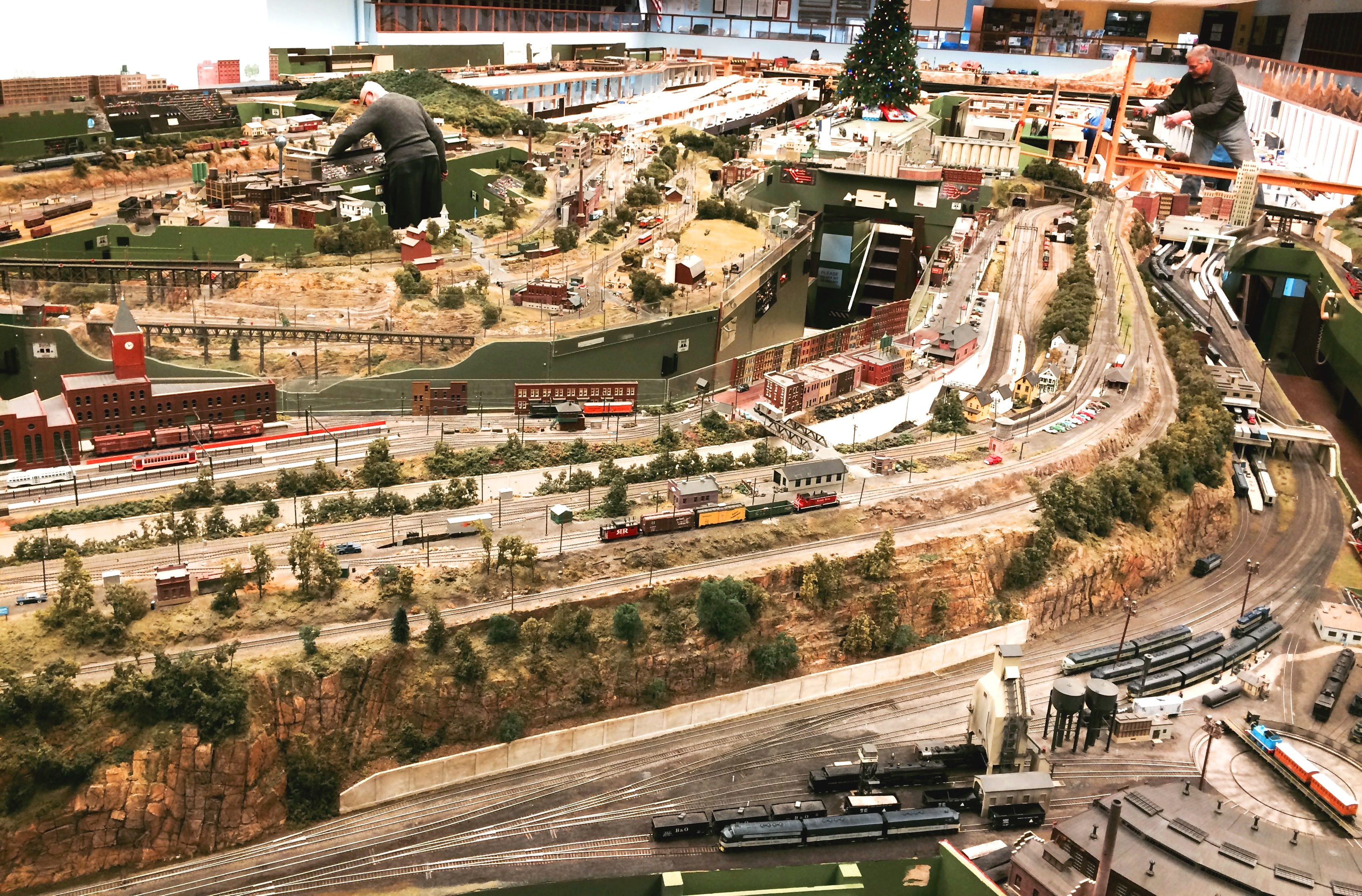 Model Trains – County of Union, New Jersey