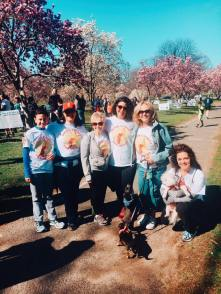 Race 4 the Children Walk Group Photo