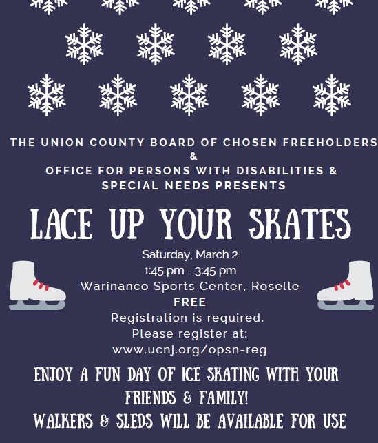 Lace up your Skates March 2019