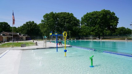 Union County pool 5