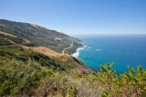 Marine Protected Area off the coast of Landels-Hill Big Creek Reserve