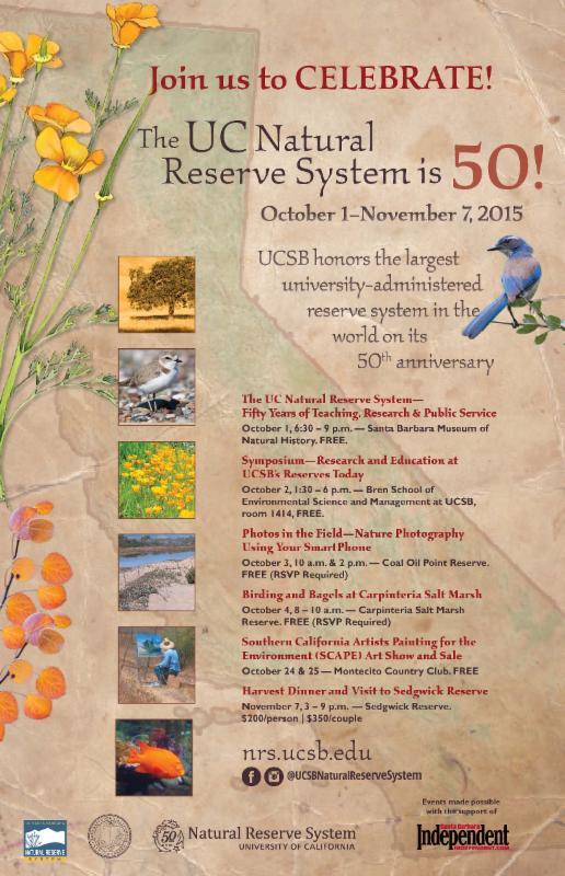 UCSB NRS 50th