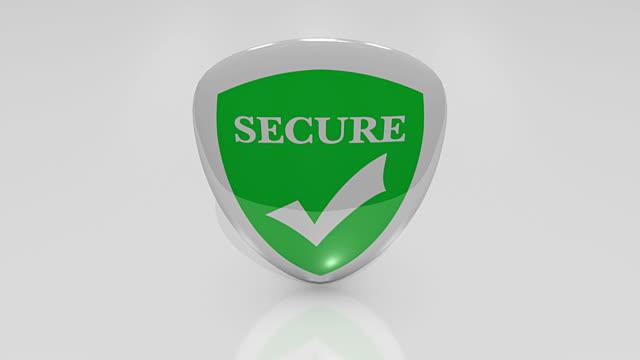 security check mark