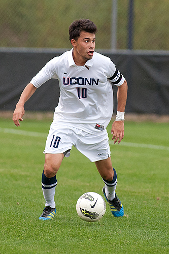 Men's Soccer Team Begins Big East Tournament Play - UConn ...