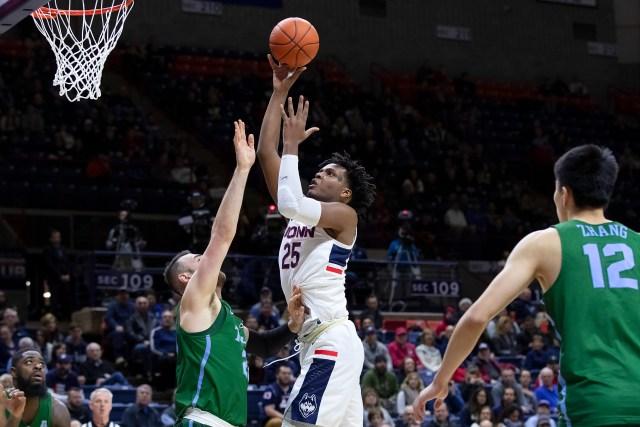 Image result for UConn Huskies vs South Florida Bulls Live NCAA Men's College Basketball