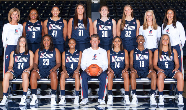 2012-2013 Roster | UConn Women's Basketball