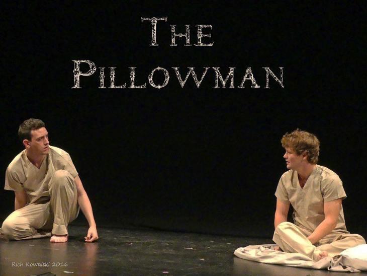 The Pillowman (2016) Hamilton Stage