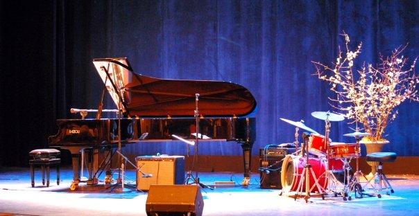 The Fazioli Piano (2009)