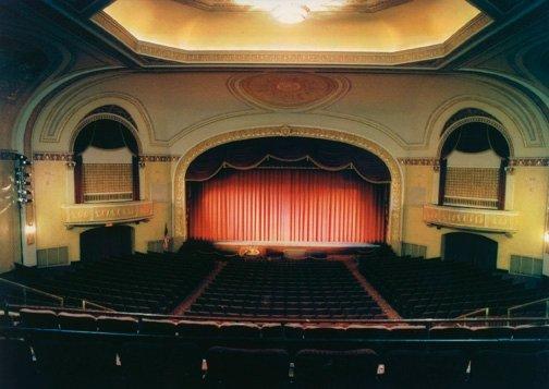Theatre Interior from Mezzanine Interior circa 1995