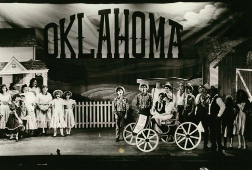Oklahoma - stage production 1987