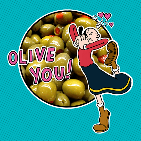 Olive Oil - Olive Oyl
