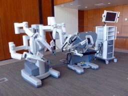 The Da Vinci Surgical Robot