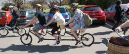 Grand Climate Kilometre Parade Ecoweek 2015