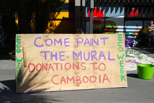 Painting for Cambodia