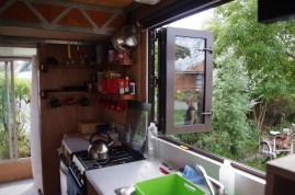 """Stefan's """"tiny"""" kitchen"""
